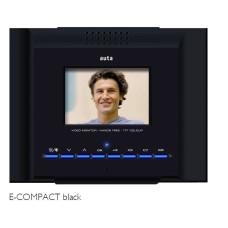 Ψηφιακή οθόνη e-COMPACT ομοαξονικού μαύρη